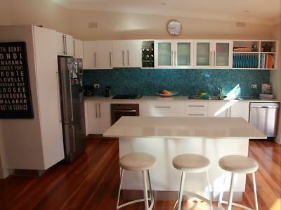 Complete Kitchen, With Ceaserstone Bench top And Most Appliances
