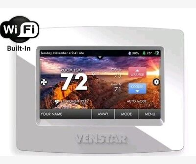 Venstar T7850 ColorTouch Smart Thermostat * WiFi * Programmable *