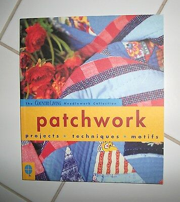 Patchwork Projects Techniques Motifs - Diane Crawford