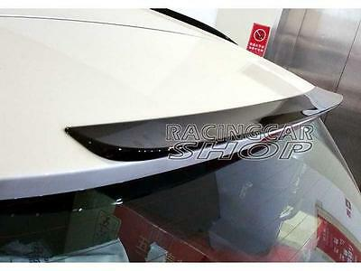 BMW 1 SERIES E87 ROOF Extension LIP SPOILER 2003-2012 AERODYNAMIC UK SELLER