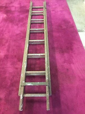 Wooden Step Ladder Aud 15 50 Picclick Au