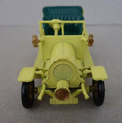 1960s MOY Matchbox Lesney Models of Yesteryear No.16 SPYKER 1904