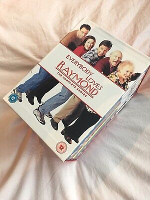 Everybody Loves Raymond - Series 1-9 complete box set