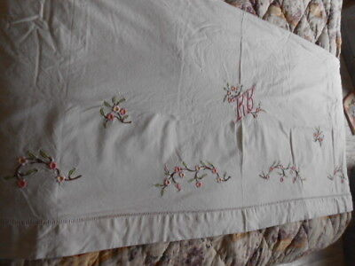 linge ancien drap metis antique 39 s sheet eur 17 00 picclick fr. Black Bedroom Furniture Sets. Home Design Ideas