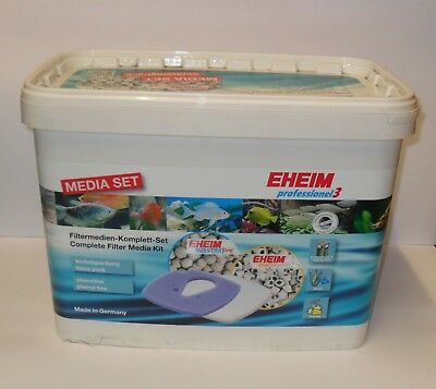 Eheim Professional 3 - 1200Xl, 1200Xlt, 2080, 2180 Complete Media Set. 2520800