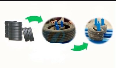 Tyre Trippling For Export