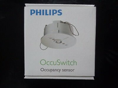 Philips LRM1070/00 Occupancy Sensor Occuswitch (new)