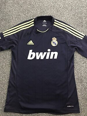 Real Madrid Away Shirt 2012/13 110 Year Anniversary Medium Rare