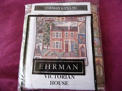 Ehrman Tapestry Kit VICTORIAN HOUSE