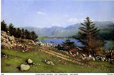 Co. Donegal : Dunlewy Lough : Donegal
