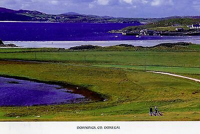 Co. Donegal: Downings : Donegal  (view of Rosapenna Golf Course)