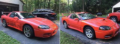 1999 Mitsubishi 3000GT VR4 - 2-for-1 deal! 2-for-1 sale! 1 running VR4 + 1 non-running Base GT