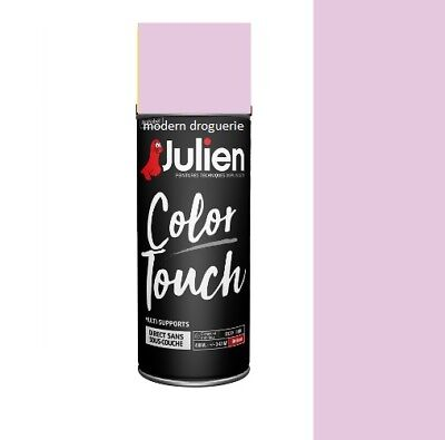 Aerosol Bombe Peinture Baby Doll Violet Satin 400 Ml Julien Color Touch