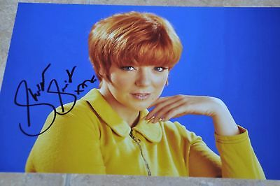 "Sheridan Smith Signed 12"" x 8"" Colour Photo Cilla"