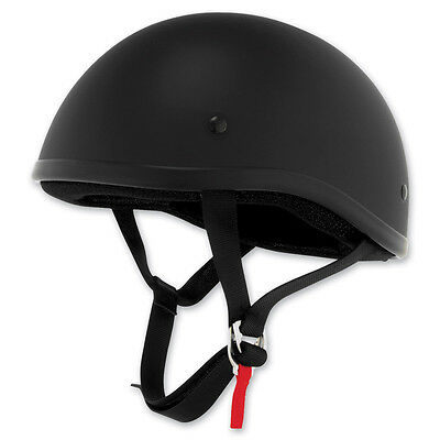 Motorcycle Half Helmet (Large)