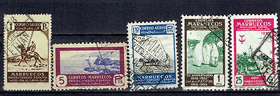 SPANISH MOROCCO / MARRUECOS    See picture Used