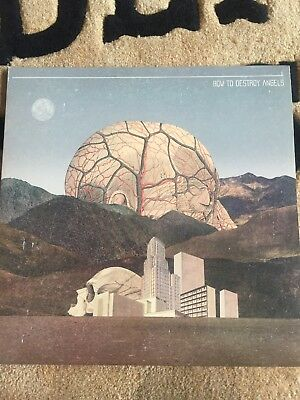 "*RARE* How to Destroy Angels -- S/T EP -- 10"" Vinyl"