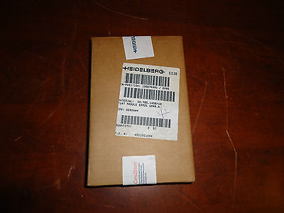 Heidelberg Press, Epm21 V046.a, Flat Module, Part#00.785.1406/10, Sealed