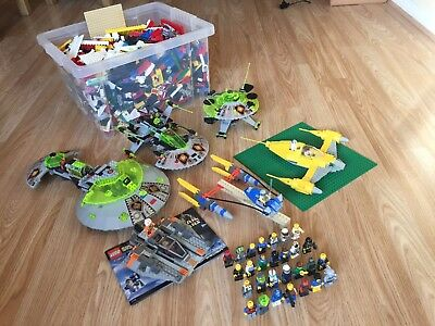 LEGO Mixed Job Lot 7 kg Plus 6 Sets Including Star Wars and 35+ Minifigures