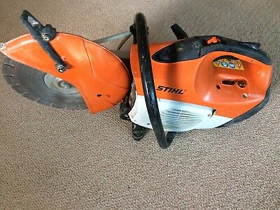 Stihl Ts410 Concrete Saw