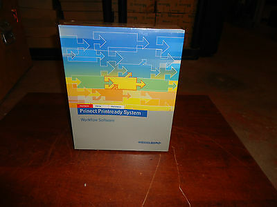 Heidelberg, Prinect Printready System,docu Gb, Part #06082998, 100%new