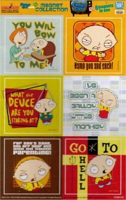 Family Guy Magnet Collection FDM125