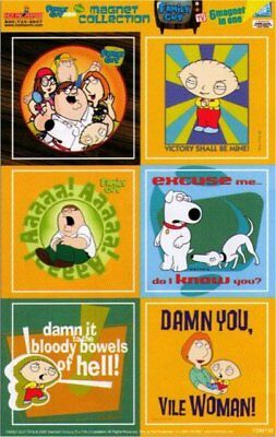Family Guy Magnet Collection FDM126