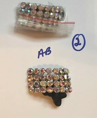 Swarovski Pony Tail Holders