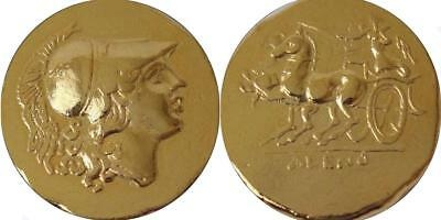 Athena-Goddess-of-Wisdom-with-Chariot-biga-Coin-84-G-400-350-B-C