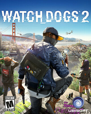 Watch Dogs 2 PS4 uPlay and more games !!!!!!!!!