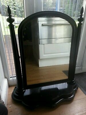 """Victorian Dressing Table Mirror 31"""" x 28"""""""