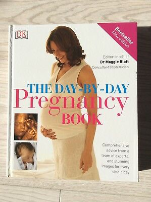DK The Day-by-Day Pregnancy Guide Book