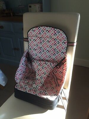 Portable Polar Gear Baby Travel Dinning Booster Seat Child High Chair Harness