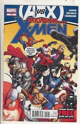 Wolverine and the X-Men (2012) 12 NM