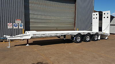 NEW 2017 FWR Tri Axle Tag Trailer **FREE FREIGHT TO SYD & MELB**