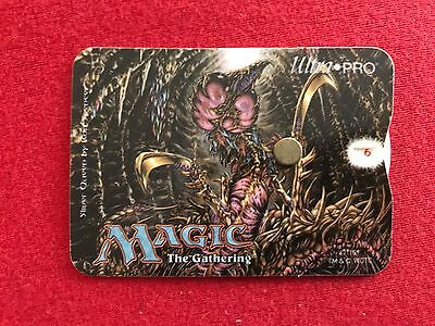 Magic the Gathering MTG Life Counter ULTRA PRO Sliver Queen Better than Spindown