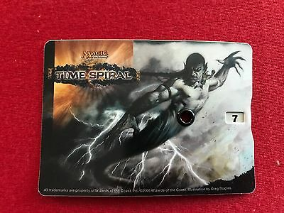Magic the Gathering MTG Life Counter TIME SPIRAL Better than Spindown