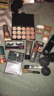 Makeup Lot Bareminerals Mac Bare Min And More