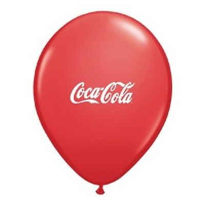 Coca Cola Party Balloons Pack Of 25   New!!!