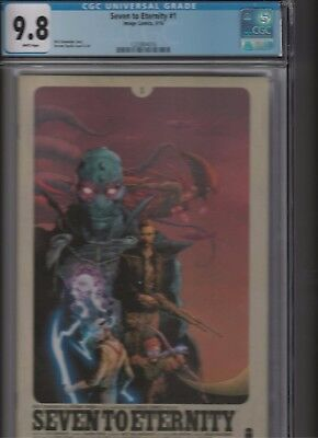 Seven to Eternity #1 CGC 9.8