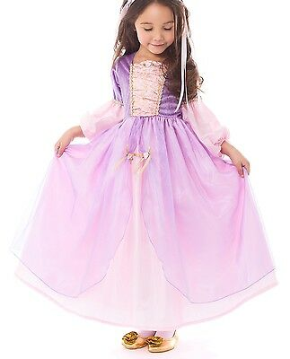 Little Adventures DELUXE RAPUNZEL Dress Up Costume 1-3years / 3-5years Brand New