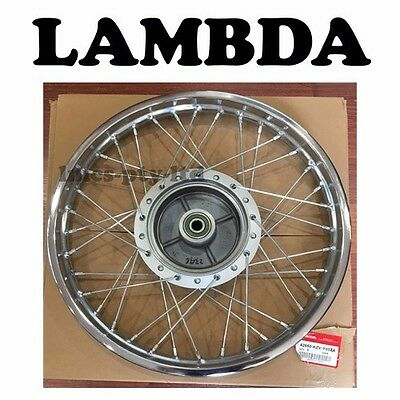 Rear Wheel BRAND NEW GENUINE HONDA for Honda NBC110 Super Cub Postie Biikes
