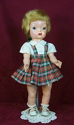"17"" Mary Jane (Terri Lee Look-a-Like) Doll w/ Original Clothes"