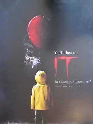 IT - one sheet movie poster