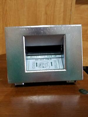 Refurbished Rowe BA-50 dollar bill changer/accepter BC1400 BC1200 BC3500 vending