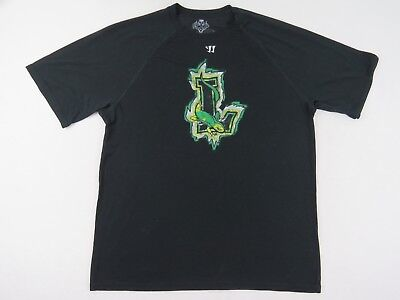 Warrior Team Issued Long Island Lizards MLL Pro Stock Lacrosse Player Shirt L