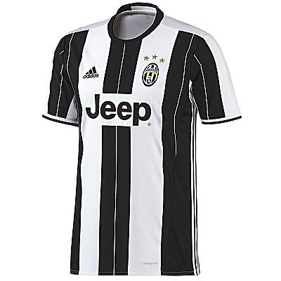 0af2c8045 adidas Juventus 2016 - 2017 Home Soccer Jersey New Black   White Kids -  Youth