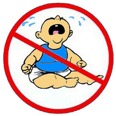 hard hat stickers,No Cry Babies, construction stickers S-1