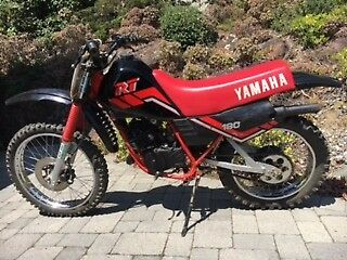 1990 Yamaha Other  1990 yamaha RT180 off road motorcycle