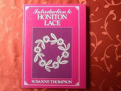 Klöppeln,Introduction to Honiton lace